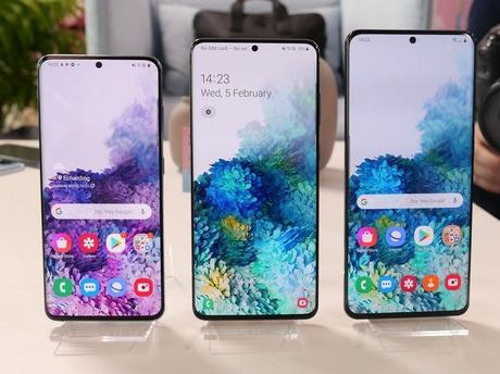 Le Top 3 des smartphones de l'été 2020