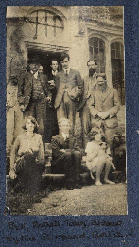 Voyage en Angleterre -3- Bloomsbury group