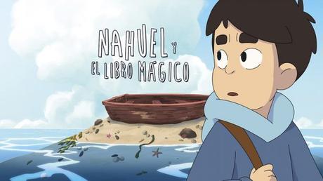 Nahuel and the Magic Book, le joli conte initiatique de Germán Acuña