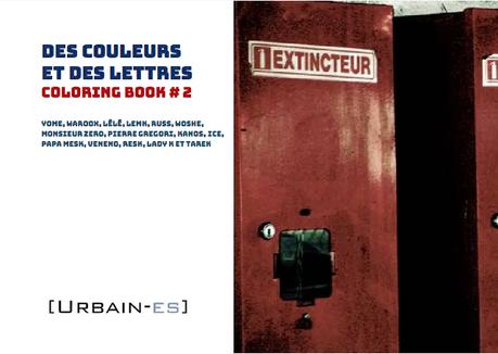 Des couleurs et des lettres (volume 1 et 2)