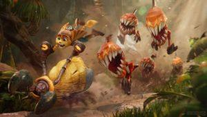 Ratchet And Clank Rift Apart - PS5 (Insomniak Games) fin 2020