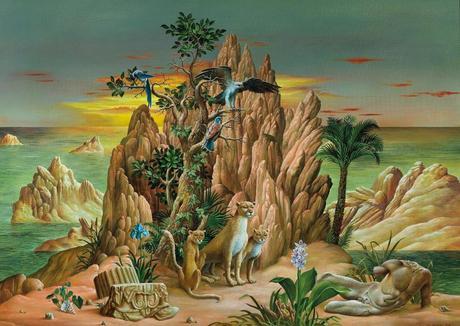 Wiener Schule des phantastischen Realismus – Billet n° 281
