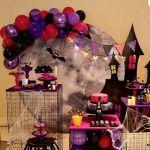 decoration anniversaire fille halloween