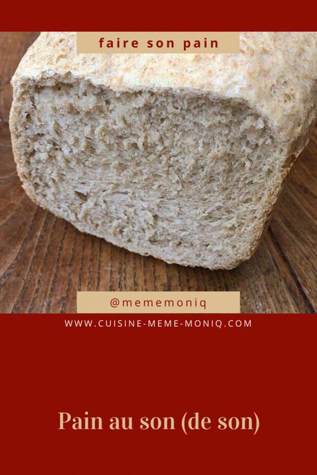 pain au son ou pain de son