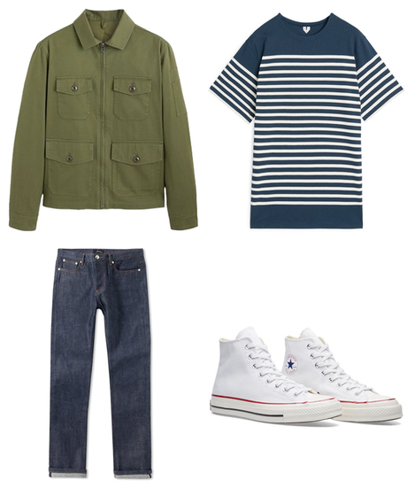 Comment porter le jeans slim et skinny
