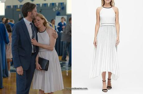 13 REASONS WHY : two ceremonies, to dresses for Mrs. Jensen