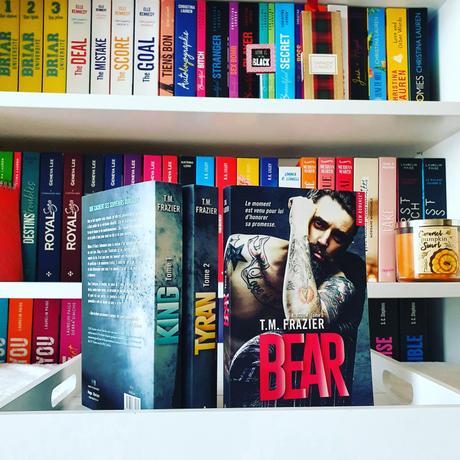 Bear | T.M. Frazier (Kingdom #3)