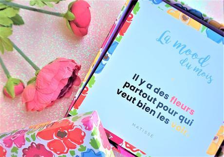 My Sweetie Box juin Flower Power mood