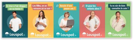 Roadbook et Louspot deux solutions de conseil et d'accueil