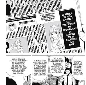 Vendredi manga #51 – Death note T11 alt=