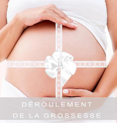 3 règles primordiales pour le bon déroulement de votre grossesse