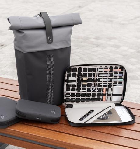 bagage sac voyage fil & fog digital nomad Fritsch Durisotti - blog design clemaroundthecorner