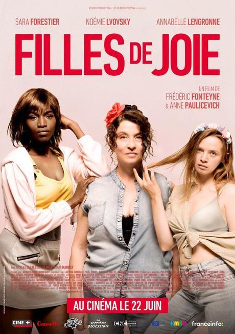 Filles de Joie (2020) de Frédéric Fonteyne et Anne Paulicevich