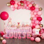decoration anniversaire 10 ans fille