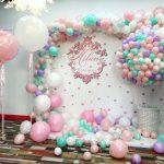 idee decoration anniversaire fille 1 an