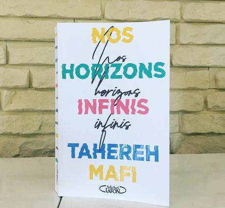 Nos horizons infinis – Tahereh Mafi