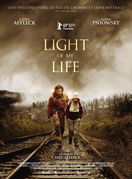 Affiche VF pour Light of My Life de Casey Affleck