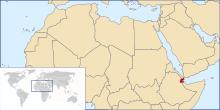 Poulet épicé de Djibouti