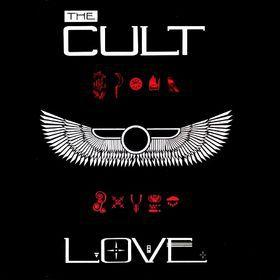 BACK TO BEFORE AND ALWAYS.... The Cult.