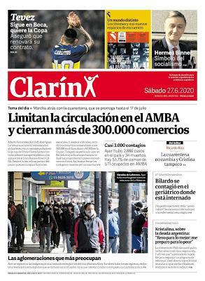 Nouveau confinement pour Buenos Aires et sa région à partir de mercredi [Actu]