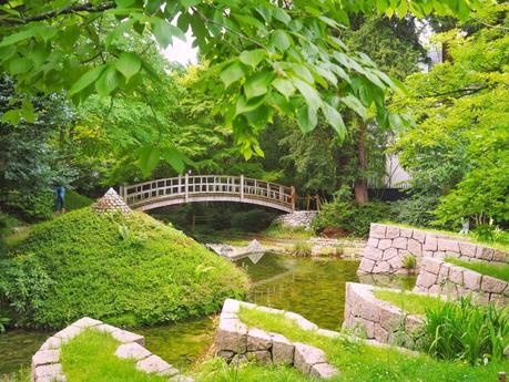 Jardins Albert Kahn à Boulogne Billancourt