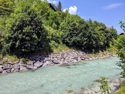 Zwischen Isar und Leutasch — 27 Bilder — Mittenwald 27.06.2020
