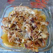 Gratin de pommes de terre et filet de dinde - L'art d'accompagner les restes