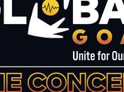 Live report grand show live Global Citizen, Goal Unite Future