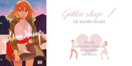 Golden sheep #1 • Kaori Ozaki