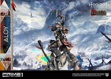 Horizon Zero Dawn – Prime 1 dévoile une magnifique figurine d'Aloy – 1099$