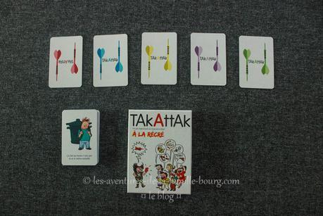{TEST} TAkAttAk à la récré, un jeu pour apprendre le sens de la répartie
