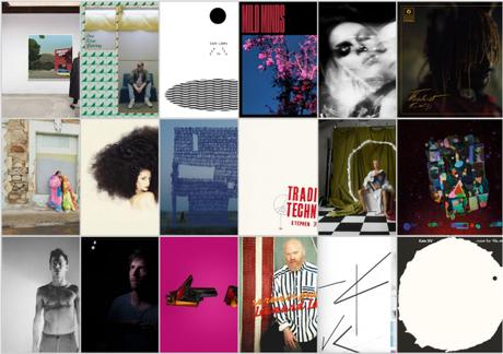 Sélection mai-juin 2020   Albums & EPs