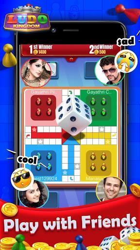 Télécharger Gratuit Ludo Kingdom - Ludo Board Online Game With Friends  APK MOD (Astuce) 1