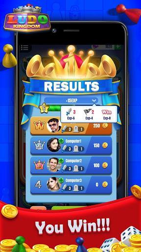 Télécharger Gratuit Ludo Kingdom - Ludo Board Online Game With Friends  APK MOD (Astuce) 4