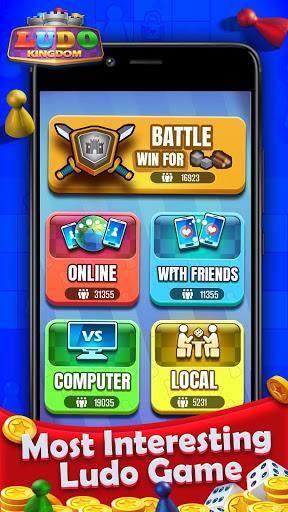Télécharger Gratuit Ludo Kingdom - Ludo Board Online Game With Friends  APK MOD (Astuce) 2