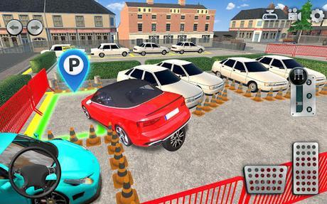 Télécharger 5ème roue voiture parking: chauffeur simulateur 19  APK MOD (Astuce) 3
