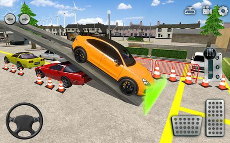 Télécharger 5ème roue voiture parking: chauffeur simulateur 19  APK MOD (Astuce) 5