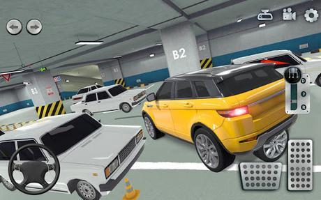 Télécharger 5ème roue voiture parking: chauffeur simulateur 19  APK MOD (Astuce) 2