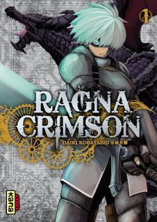 [7BD] Ragna Crimson tome 1 - un manga des éditions Kana