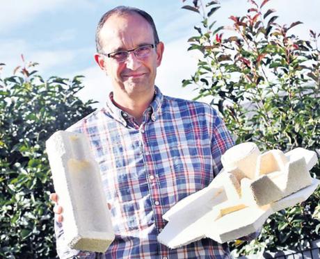 Embelium, l'emballage cultivé 100% végétal et compostable fabriqué en France