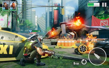 Télécharger Gratuit Hero Hunters APK MOD (Astuce) screenshots 2