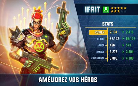 Télécharger Gratuit Hero Hunters APK MOD (Astuce) screenshots 5