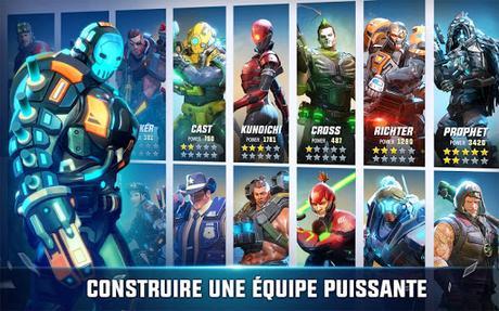 Télécharger Gratuit Hero Hunters APK MOD (Astuce) screenshots 1