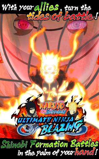 Télécharger Gratuit Ultimate Ninja Blazing APK MOD (Astuce) 1