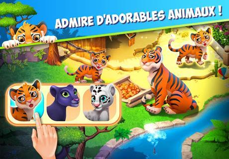 Télécharger Family Zoo: The Story APK MOD (Astuce) 2