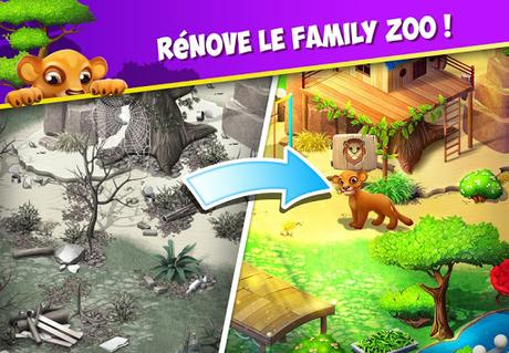 Télécharger Family Zoo: The Story APK MOD (Astuce) 1