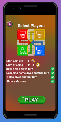 Télécharger Gratuit Ludo - Offline Free Ludo Game APK MOD (Astuce) screenshots 2