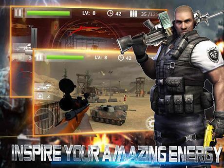 Code Triche Sniper 3D Shooter- Free Gun Shooting Game  APK MOD (Astuce) 5