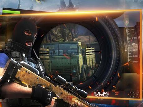 Code Triche Sniper 3D Shooter- Free Gun Shooting Game  APK MOD (Astuce) 1