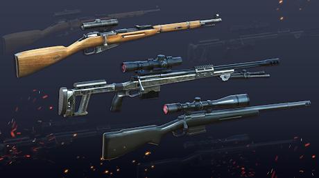 Code Triche Sniper 3D Shooter- Free Gun Shooting Game  APK MOD (Astuce) 6